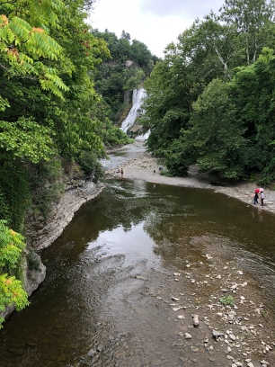 Ithaca Falls, take 2